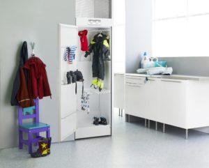 tørkeskap til klær