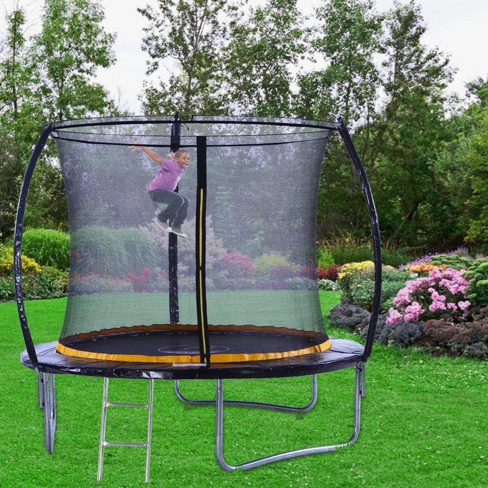 trampoline test