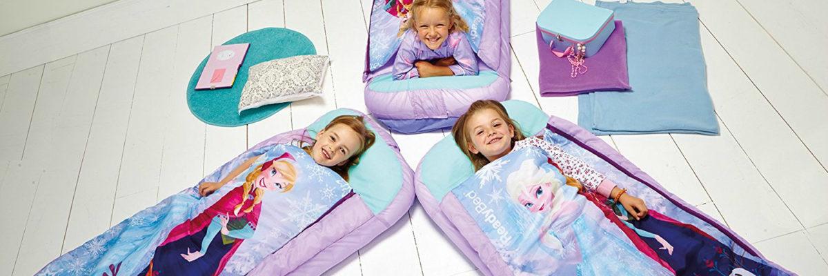 sovepose til barn