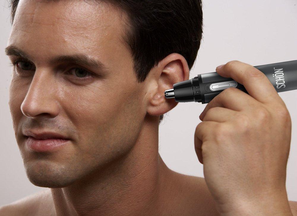 nesehårtrimmer test