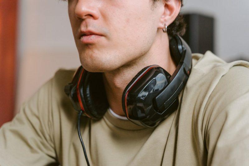 gaming headsettet