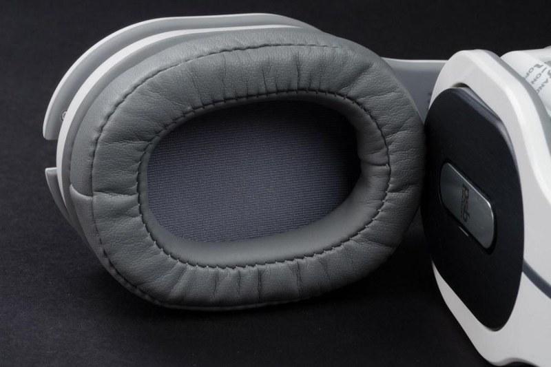 gaming headsettet polstring